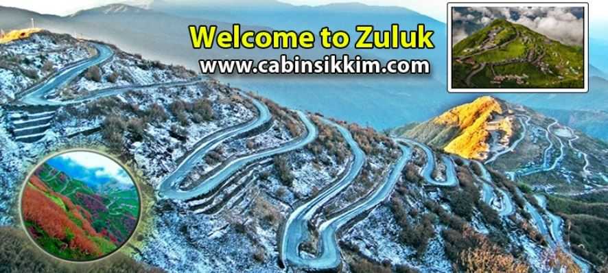 taxi service to visit Dzuluk or Zuluk or Jhuluk or Jaluk
