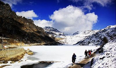 gangtok to changu lake taxi fare