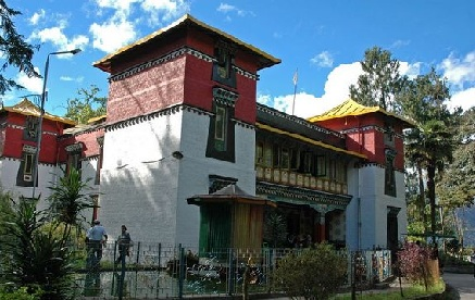 namgyal institute of tebetology