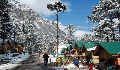 gangtok to yumthang valley taxi service 1 night 2 days